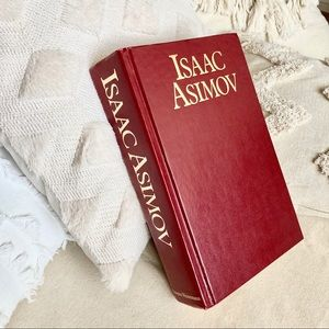 ISAAC ASIMOV 1983 Foundation Trilogy & More Works